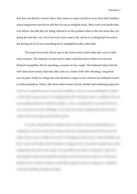 Quality custom written essays