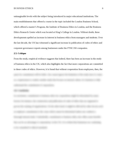international business ethics  essay brokers