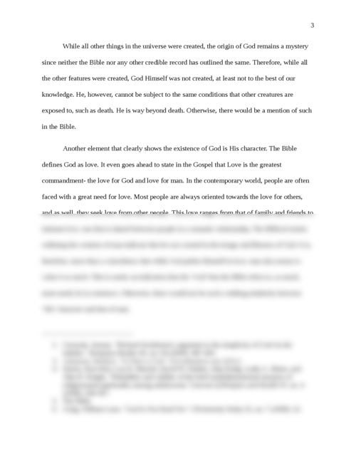 living expended essay