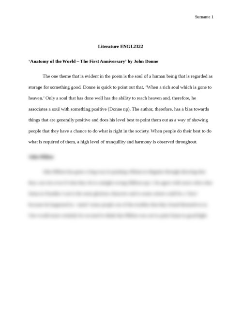 Political Science Essay Dfcbcfdffbeced  Cbfbccffcfabd  Beecfacfce Apa Style Essay Paper also Health Insurance Essay Anatomy Of The World  The First Anniversary By John Donne  Essay  Thesis Generator For Essay
