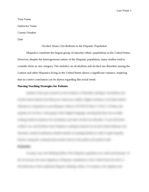 essay on hispanic population Growth of hispanic population essay sample does the rapid growth of the hispanic population, which is projected to continue for several more decades, pose a threat to american society.