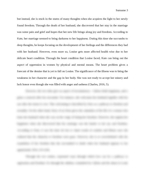 Essay response generator