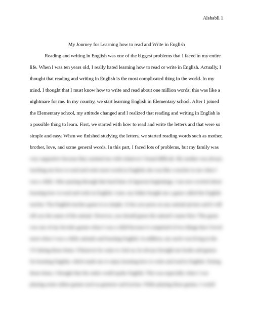 my journey for learning how to and write in english essay  my journey for learning how to and write in english essay brokers