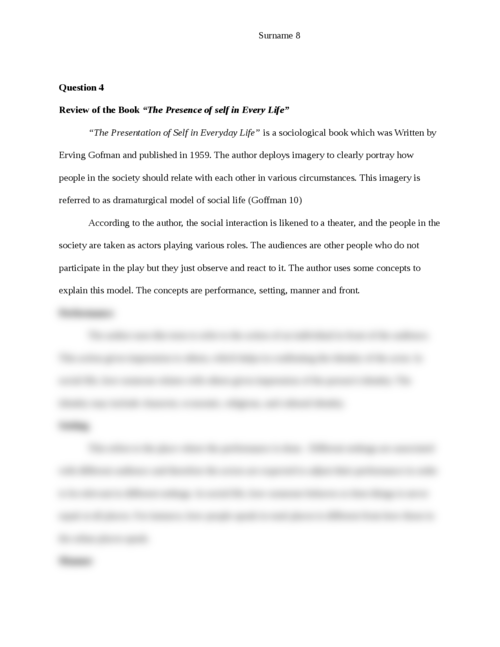 Why Should You Buy Sociology Paper Examples?