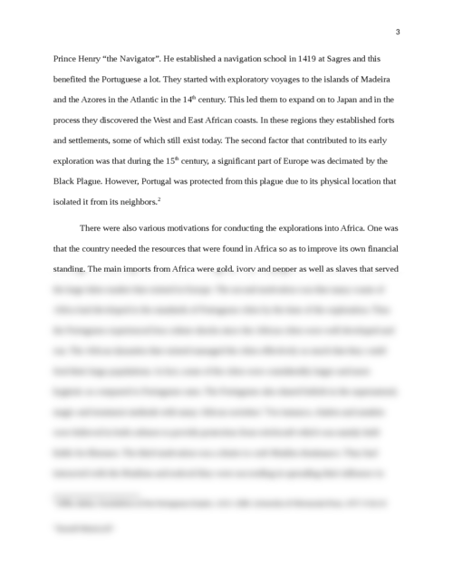 portugal exploration essay Age of exploration essay steven j s title is france and portugal, author biography information, and custom essay the instruments that guide.