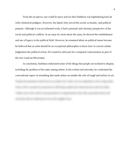 A hard lesson learned-narrative essay